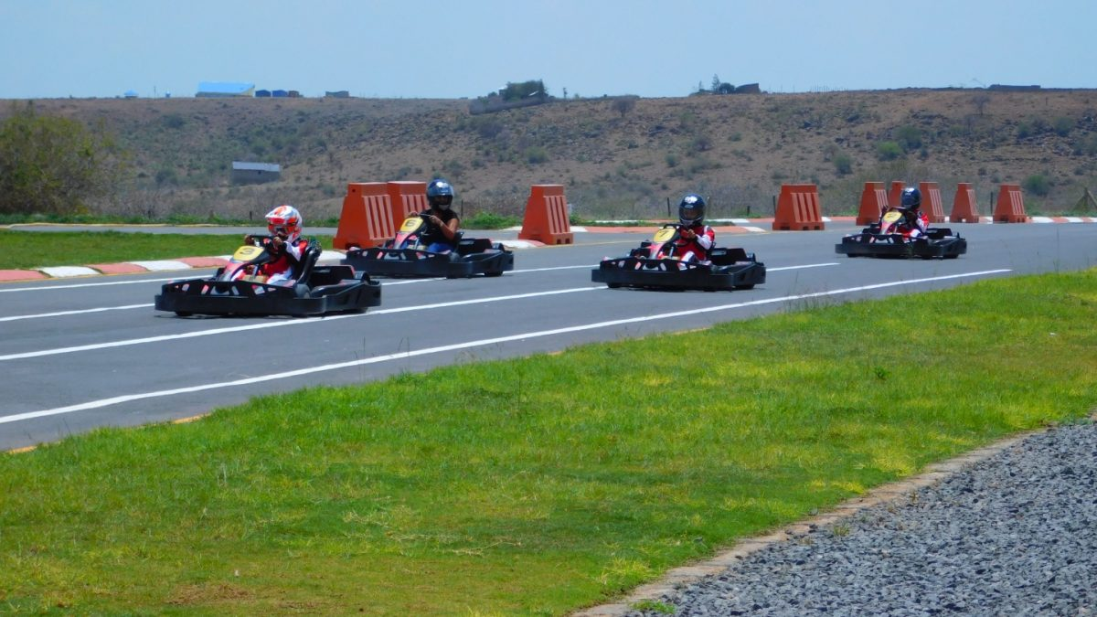 Your guide to triumph go karting tracks in kenya