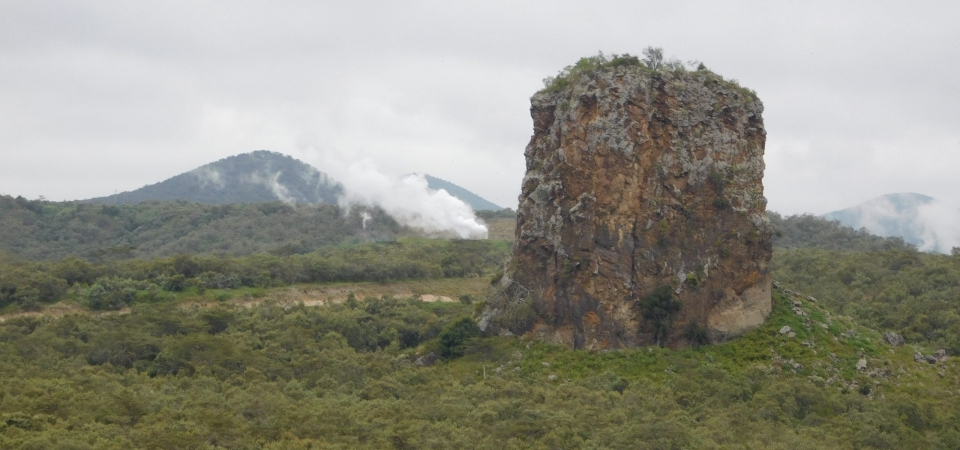 Central Tower at Hells Gate